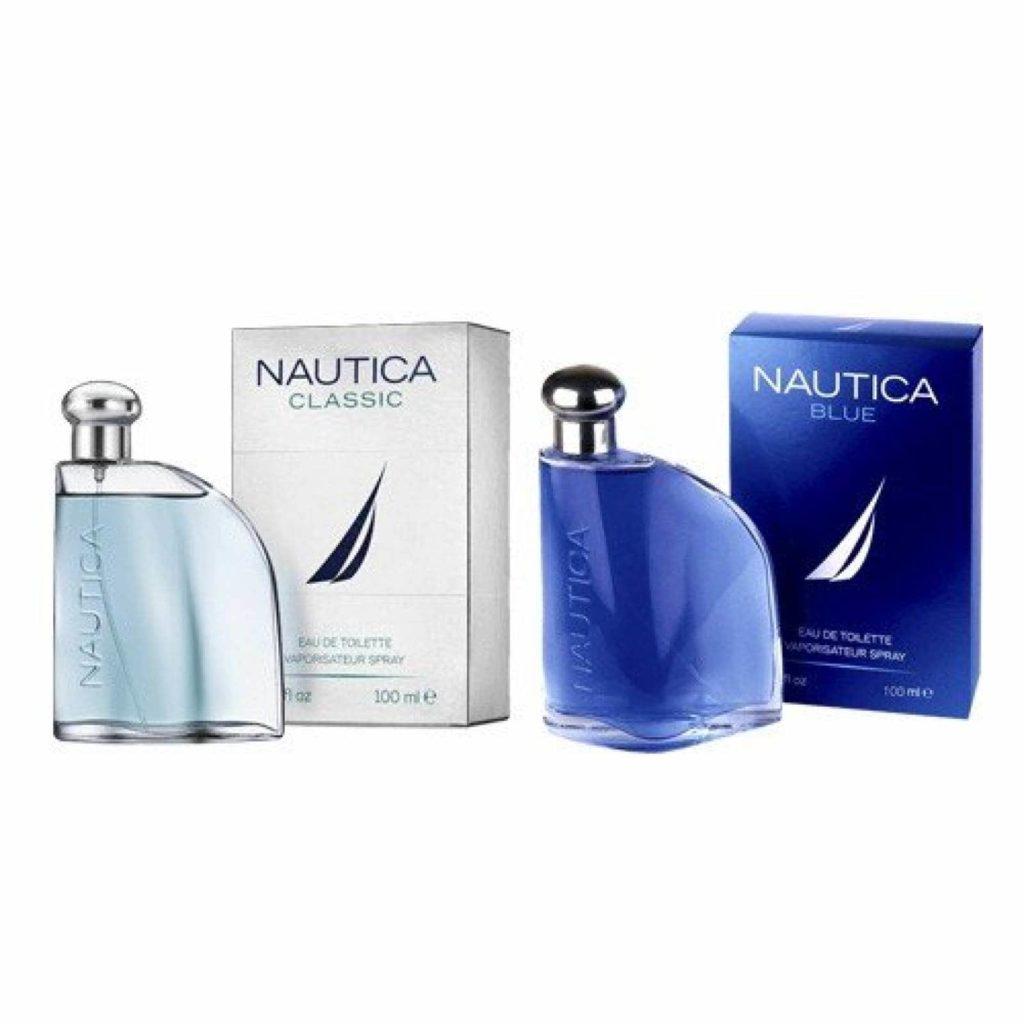 Perfume y Más Nautica Classic y Blue
