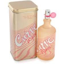 Perfume y Más Curve Wave Dorado mujer Original