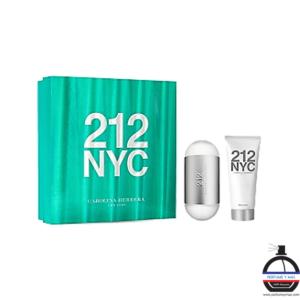 Perfume y Más Carolina Herrera 212 NYC Estuche Woman Original