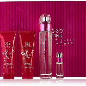 Perfume y Más Perry Ellis Pink 360 Woman Original