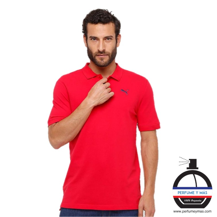 Recurso Referéndum crisis  Camiseta Puma for Men tipo Polo 3 colores diferentes - PERFUME Y MÁS