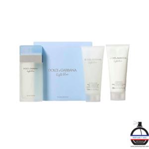 Perfume y Más Dolce Gabbana Light Blue Estuche Original