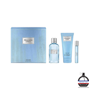 Perfume y Más Abercrombie & First Instinct Blue Estuche Woman Original