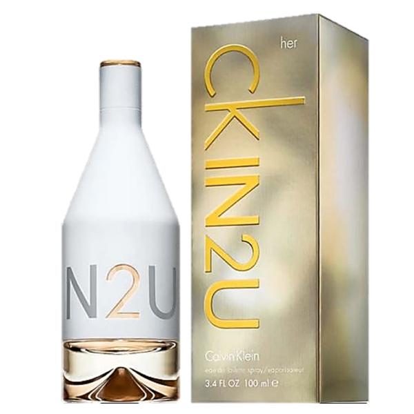 Perfume y Más CKin2U Woman Original