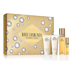 Perfume y Más Estuche Elizabeth Taylor White Diamond Woman Original