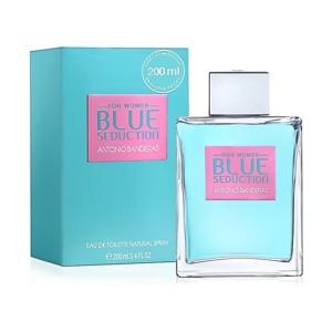 Perfume y Más Blue Seduction Antonio Banderas 200ml Woman Original
