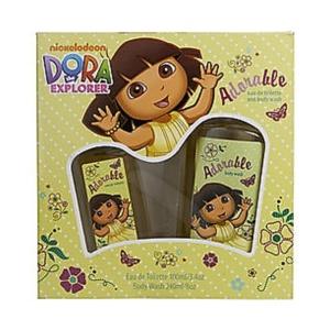 Perfume y Más Set Dora The Explorer Niñas Original