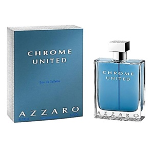 Perfume y Más Azzaro Chrome United Men Original