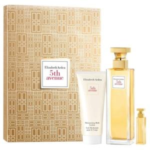 Perfume y Más Estuche Elizabeth Arden 5th Avenue Woman Original