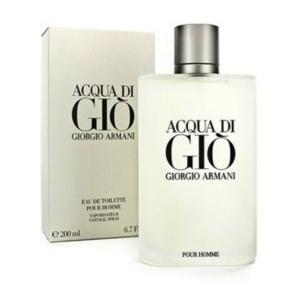 Perfume y Más Acqua Di Gio Giorgio Armani 200 ml Men Original