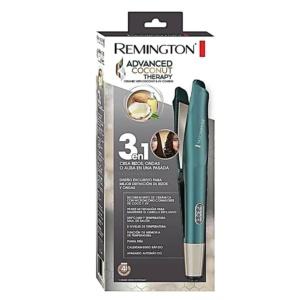 Perfume y Más Plancha Remington Coconut Keratin Therapy Belleza Original