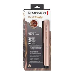 Perfume y Más Plancha Remington Keratin Therapy Belleza Original